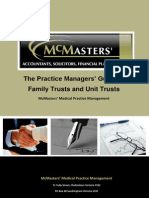 Guide to Family Trusts