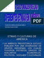 Etnias de Amèrica