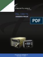 Manual FreeFlight 1090