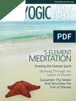 The Yogic Way