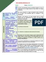 Reflexión y Autoevaluación Módulo 4_Ross