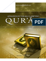 40 Hadith on the Qur An