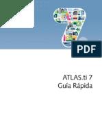 Guia rápida de ATLAS.ti 7