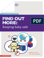 Find out More Keeping Baby Safe