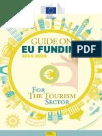 EC Guide EU Funding for Tourism Oct 2014