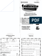 N° 052 - Octubre 2001 - Cuadernillo de Actividades MPC - Argentina