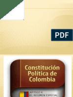 Exposicion Constitucion Politica