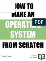 How to Create an Operating System
