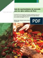 Guia de Oportunidades de Mercado Para Los Ajies Nativos de Peru