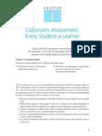Chappuis Assessment Chap 1