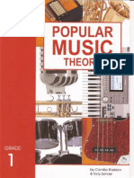 Popular Music Theory Grade 1 and 2