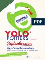 YOLO * Poitiers - Mois d'accueil des étudiants