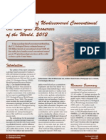 An Estimate of Undiscovered Conventional Oil and Gas Resources of the World