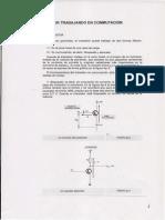 18 El Transistor en Conmutacion