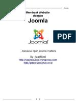 Joomla Di Linux Rizal