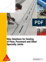 Engineered Joint Sealing