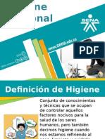 Diapositivas Higiene Personal