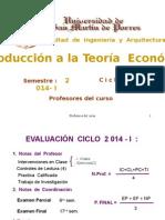 Teorias economicas