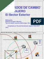 El Sector Exterior