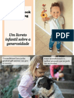Um Livreto Infantil Sobre a Generosidade - A Little Children's Book About Giving