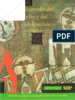 Desarrollo Del Niño y Del Adolescente Modf