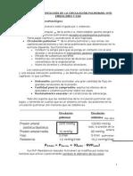 6. Fisiopatología de La Circulación Pulmonar
