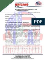 Presentacion de Servicios Educativos_2014
