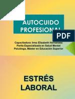 EL ESTRES LABORAL y BOURN OUT.ppt