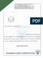 Manual de Orientação Para Os Exercícios No Laboratório de Aec