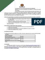 Edital Monitoria Abrapso