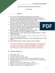 JY-61 MPU6050 module User Manual by Elecmaster