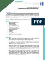Práctica de Laboratorio1 Quimica 3