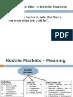 PPT_II_F-Marketing Strategies in Declining & Hostile Markets_Page 21