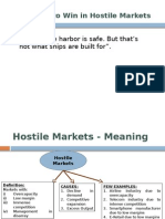 PPT_II_F-Marketing Strategies in Declining & Hostile Markets_Page 21