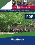 Gavilan College Fact Book 2009