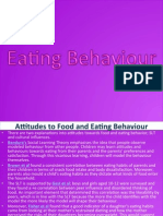 Eating Behaviour Ppt