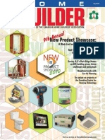 Home Builder - July & August 2010-TV