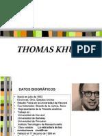6. Thomas Kuhn