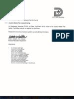 Aquatics Master Plan Update August 2015