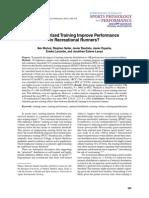 Polarized Training Approach