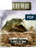 Flames of War Great War