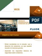Andamios - Fluor