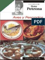 Doña Petrona - Aves Y Pescados