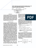 1997 Perfect Reconstruction Circular Convolution Filter Banks and Their Application to the Implementation of Bandlimited Discrete Wavelet Transforms