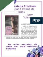 Clássicos Eróticos - O Diário Íntimo de Jenny - Jerry Yulsman