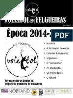Jornal Voleibol em Felgueiras - Edição 1