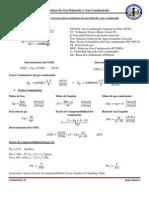 Formulario de Calculo de Reservas