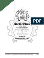 fiber Optics Prof. r.k. Shevgaonkar