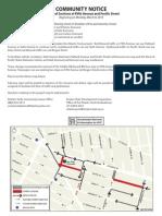 Atlantic Yards Street Closings Community Notice 030110