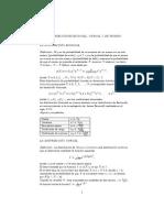 Doc. de Distribuciones de Probabilidad 2014